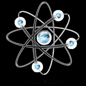 atom large
