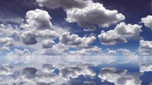 beautiful clouds background