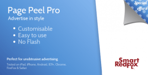 Page Peel Pro WordPress Plugin