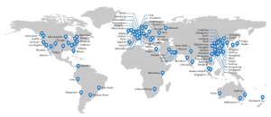 cloudflare-network-map